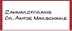Logo Zahnarztpraxis Antje Marschinke