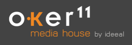 Logo Oker Media House